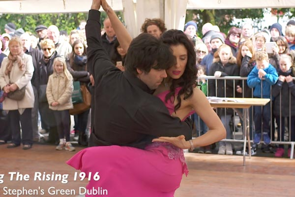 RTE: Reflecting the Rising 2016 with Tango Fiesta